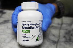 Hydroxychlorochín - ilustračná fotografia.