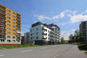 Nové byty pribudnú na sídlisku Roveň s bohatou občianskou vybavenosťou.