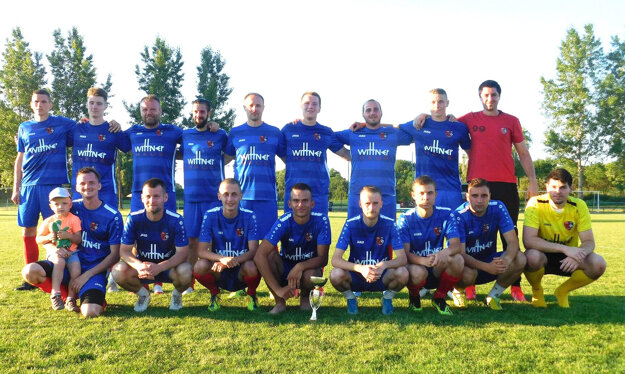 Domáci tím FC 31 Jarok.