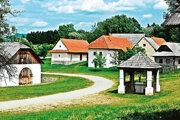 Múzeum slovenskej dediny v Martine.