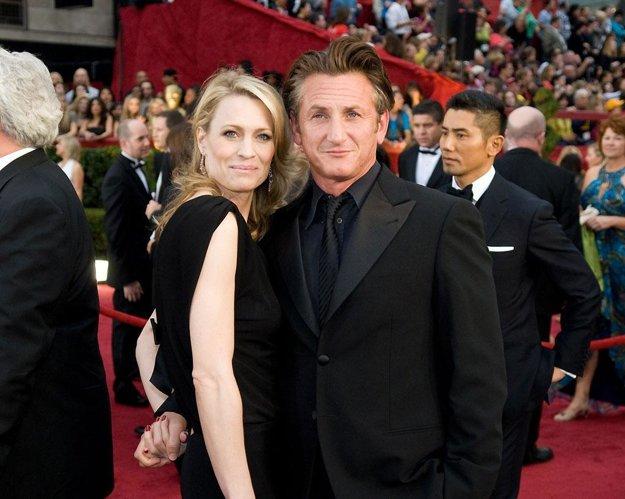 Prežili spolu dvadsať rokov, vychovali dve deti. Život so Seanom Pennom nebol vždy jednoduchý, priznáva Wrightová.