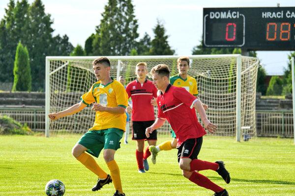 Levice doma vokresnom derby zápase hostili Veľké Ludince. Slovan musia mrzieť nepremenené šance zprvého polčasu.