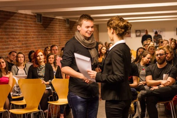 Ceny víťazom odovzdali vGalérii Univerzum.