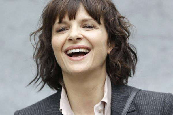 Francúzska herečka Juliette Binoche si zahrá hlavnú úlohu vo filme Vnútorné slnko.