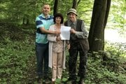 Lipkovci zbierajú petíciu za zmenu trasovaniu cyklotrasy zo Strečna do Vrútok.