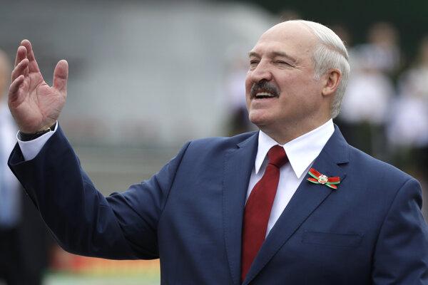 Rusko navždy ostane spojencom Bieloruska, sľubuje Lukašenko