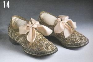 V topánkach boli ukryté relikvie, preto sa opátovi bozkávali nohy.