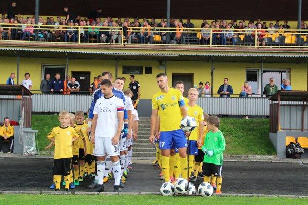 V sezóne 2018/2019 privítalo Námestovo prvoligové Michalovce, teraz sa môže tešiť na MŠK Žilina.