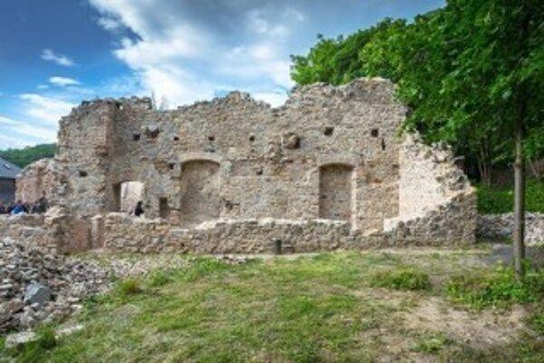 Zoborský kláštor.