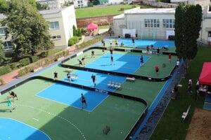 1. ročník turnaja Malacky Street Floorball Cup