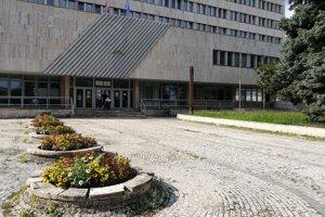 Okresný úrad v Prešove.