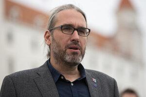 Martin Hojsík.