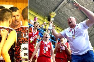 Jozef Ištok vyhral zlato na M-SR pred dvoma rokmi s kadetmi Serede a pred dvoma týždňami s mladšími žiakmi BK Lokomotíva.