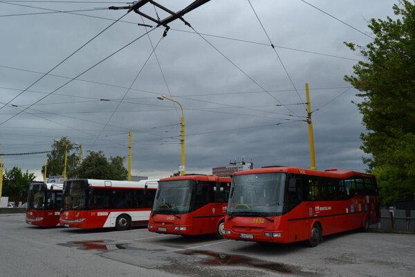 Bratislavské autobusy sa stanú súčasťou prešovského vozového parku.