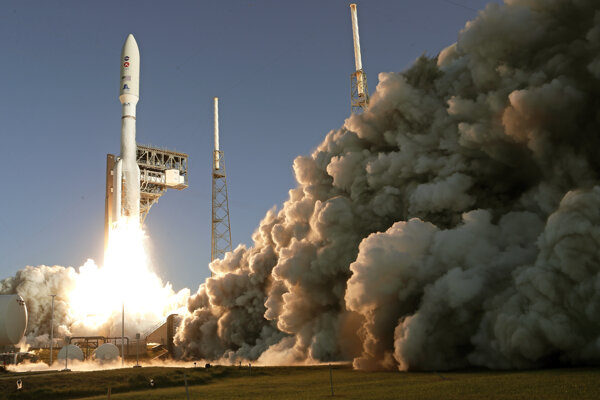 Misia Mars 2020 odštartovala z Mysu Canaveral.