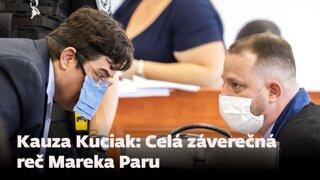 Vypočujte si záverečnú reč Kočnerovho obhajcu Mareka Paru (audio)
