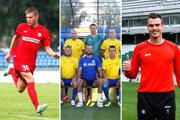 Exprvoligový futbalista Martin Husár (Trnava, Brno, Nitra, ViOn) bude hájiť farby Malej Mače. Futbalisti Šoporne v sobotu v pohári vyhrali dvojciferným výsledkom. Bývalý brankár Šale Adam Rusznák už žije v Dunajskej Strede, tak bude pôsobiť v Čenkovciach.