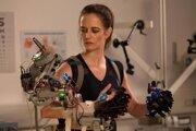 Eva Green vo filme Proxima. Je v našich kinách.