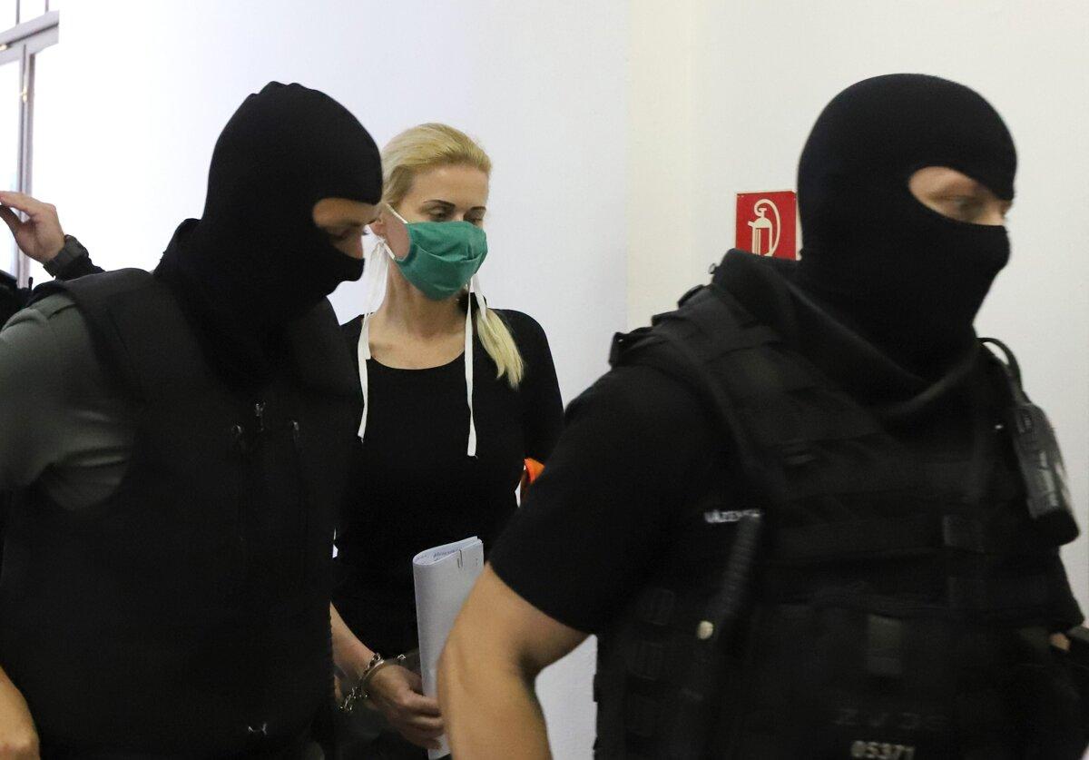 Jankovská znova požiadala o prepustenie z väzby - SME