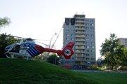 Muž podpáli byt na jedenástom poschodí, v ktorom bolo na oslave 16 ľudí.Jedenásť z nich vrátane troch detí zahynulo.