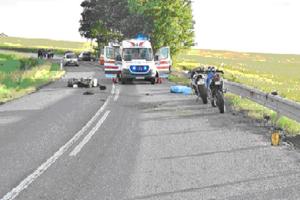 Tragická nehoda pri Odoríne stála život 31-ročného muža.