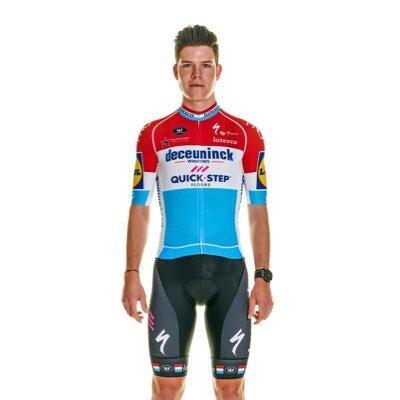 Bob Jungels, cyklista, tím Deceuninck - Quick Step