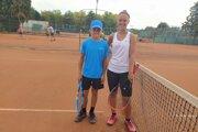 Mládež sa môže tešiť na lepšie tréningové podmienky v tenisovom areáli na Čerešňovej ulici.