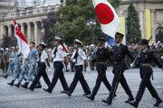 Príslušníci japonskej armády.