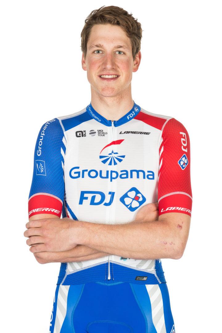 Stefan Küng, cyklista, tím Groupama FDJ