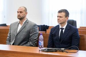 Norbert Bödör a Jaroslav Haščák vypovedali v januári na Špecializovanom trestnom súde. Penta sa nevyjadruje, akú povahu má ich vzťah.