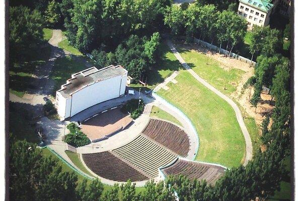 V amfiteátri sa od piatku do soboty uskutoční festival Noc horských filmov.