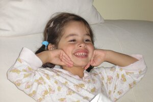 Spoznali by ste v tomto usmievavom dievčatku budúcu prvú vicemiss?