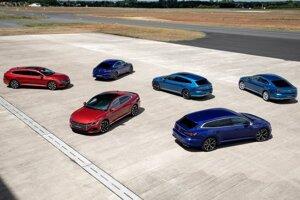 Volkswagen Arteon a Arteon Shooting Brake