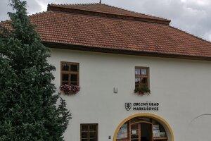 Obecný úrad v Markušovciach