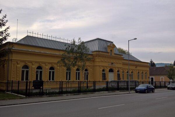 Banícke múzeum.