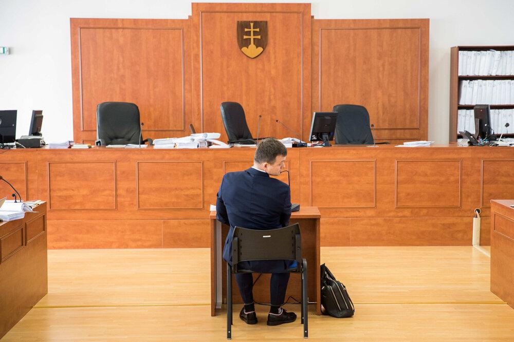 20. január 2020. Jaroslav Haščák vypovedal ako svedok.