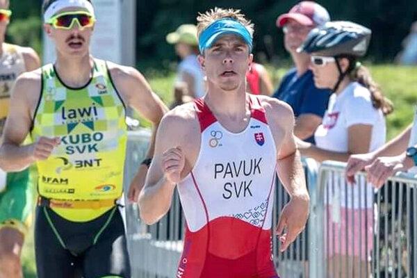Levičan Marek Pavuk si vŽiline vybojoval tretie miesto.