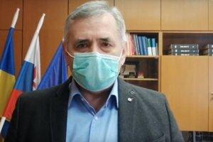 Primátor Michaloviec a člen predstavenstva VVS Viliam Zahorčák (Smer).
