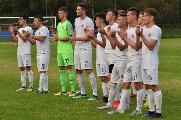 Mladému tímu Lokomotívy Košice sa v úvode sezóny darí.