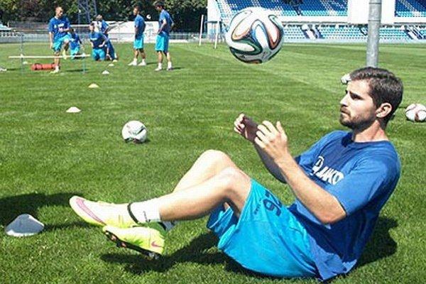 Márius Charizopulos sa vrátil do klubu, v ktorom vyrastal.
