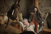 Umelecká rekonštrukcia Vikinga, ktorý mal gény ľudí z južnej Európy.