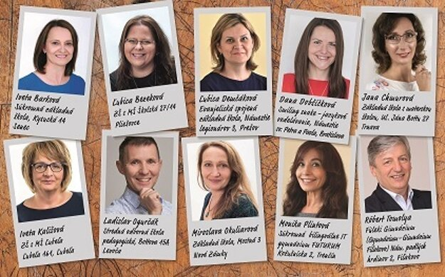 Jeden z desiatich pedagógov sa stane Učiteľom Slovenska 2020.