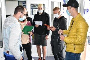 Počet nakazených v Michalovskom okrese stále stúpa.