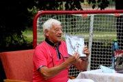 Hokejová legenda zavítala na Horehronie