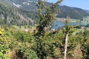 Krásy okresu Rožňava si vychutnávali v rámci cykloturistiky.