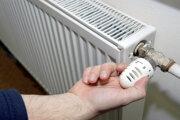 Treba si naplno otvoriť radiátory.