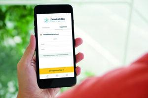 Záujemca o čistenie chodníkov počas zimnej údržby sa musí zaregistrovať cez aplikáciu Zimná údržba.