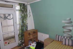 Dvojizbový mezanínový byt v Bratislave. Vyvolávacia cena 65 000 eur.
