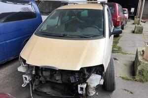 Odpredaj osobného vozidla SEAT ALHAMBRA. Vyvolávacia cena 3000 eur.