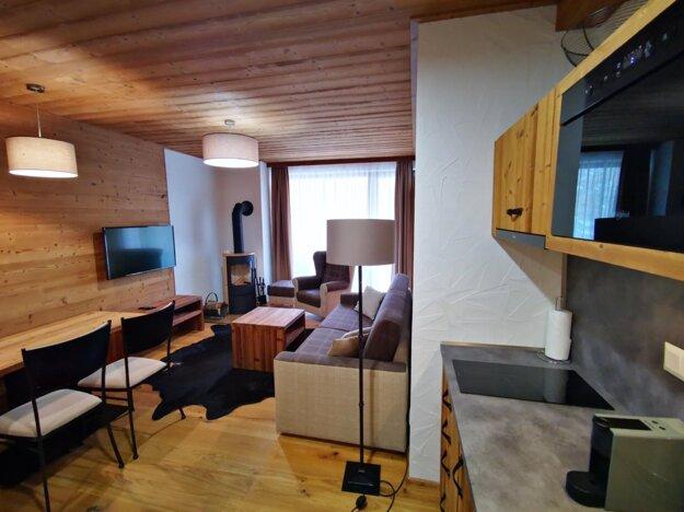 Chalets Apartments Centrum 4*
